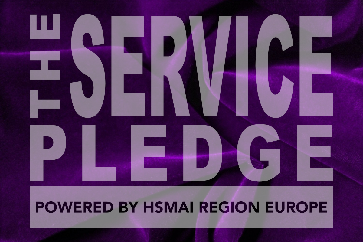 The Service Pledge